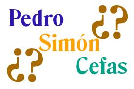 Pedro Simón Cefas