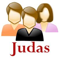 Judas: Personajes